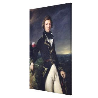Louis-Philippe d'Orleans  1834 Canvas Print