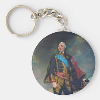 Louis Philippe d'Orléans by Joshua Reynolds (1779) Keychain