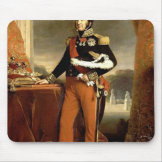 Louis-Philippe I, France by Franz Winterhalter Mouse Pad