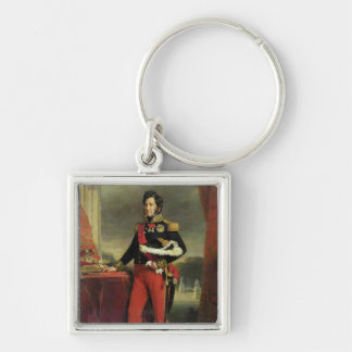 Louis-Philippe I , King of France Keychain