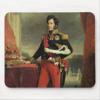 Louis-Philippe I , King of France Mouse Pad