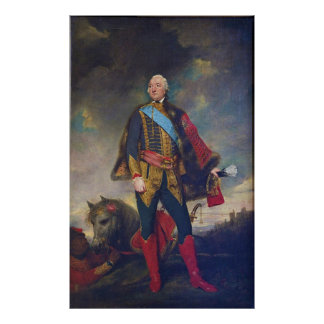 Louis Philippe Joseph d'Orleans Duke of Chartres Poster