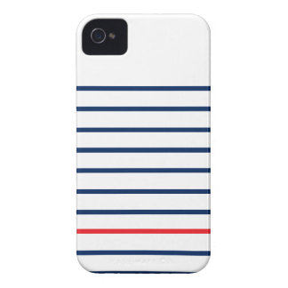 Louis raya Iphonecase (el caso de Barely There) iPhone 4 Carcasa