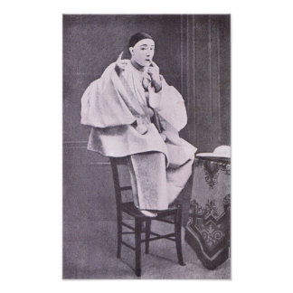 Louis Rouffe as Pierrot Poster