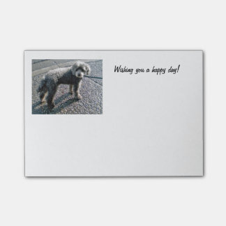 Louis the Dog Notes Post-it® Notes