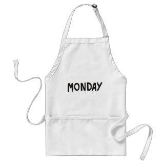 Louis Tomlinson – Monday Adult Apron