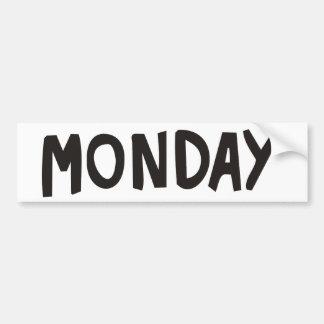 Louis Tomlinson – Monday Bumper Sticker