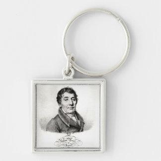 Louis, Vicomte de Blonald  1820 Key Chains