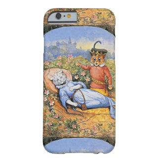 Louis Wain Sleeping Beauty Cat iPhone 6 Case