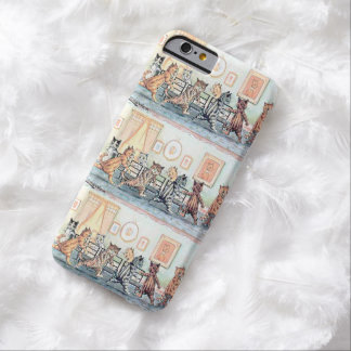 Louis Wain's Cat Musical Chairs iPhone 6 Case