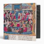 Louis XI Binders