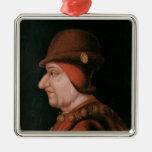 Louis XI Christmas Tree Ornaments