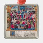 Louis XI Ornament