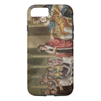 Louis XII (1462-1515) Declared Father of the Peopl iPhone 7 Case