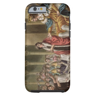 Louis XII (1462-1515) Declared Father of the Peopl Tough iPhone 6 Case