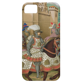 Louis XII (1462-1515) Leaving Alexandria on the 24 iPhone 5 Cover