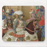 Louis XII (1462-1515) Leaving Alexandria on the 24 Mouse Pad