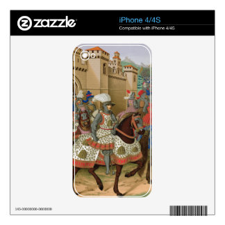 Louis XII (1462-1515) Leaving Alexandria on the 24 Skin For The iPhone 4