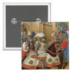 Louis XII (1462-1515) que sale de Alexandría en el Pin Cuadrado