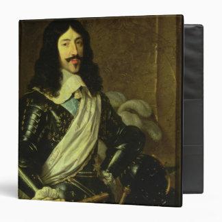 Louis XIII 1601-43 aceite en lona