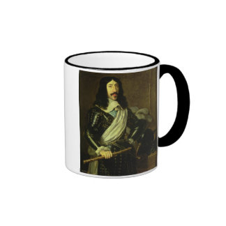Louis XIII (1601-43) (oil on canvas) Ringer Coffee Mug