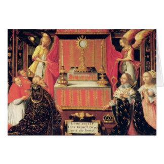 Louis XIII  Anne of Austria  Infanta of Spain Card