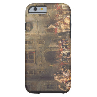Louis XIII at the chateau of Blois 1874 oil on c iPhone 6 Case