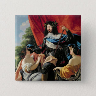 Louis XIII Button