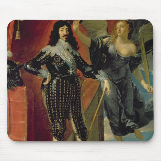 Louis XIII  Crowned by Victory, 1635 Mouse Pad