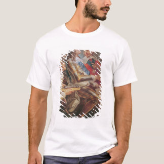 Louis XIII  dedicating the Church of Notre-Dame T-Shirt
