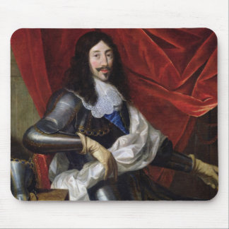 Louis XIII  King of France and Navarre Mouse Pad