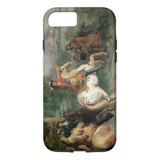 Louis XIV (1638-1715) Overseeing the Siege of a Ci iPhone 7 Case