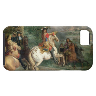 Louis XIV (1638-1715) Overseeing the Siege of a Ci iPhone SE/5/5s Case