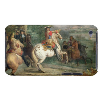 Louis XIV (1638-1715) Overseeing the Siege of a Ci iPod Touch Cover