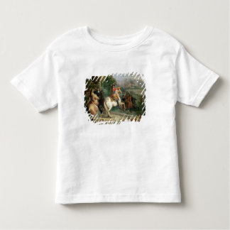 Louis XIV (1638-1715) Overseeing the Siege of a Ci Toddler T-shirt