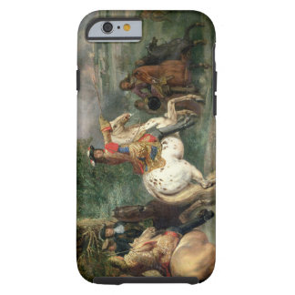 Louis XIV (1638-1715) Overseeing the Siege of a Ci Tough iPhone 6 Case