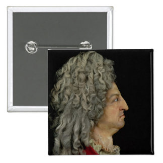 Louis XIV 1706 Pin Cuadrado