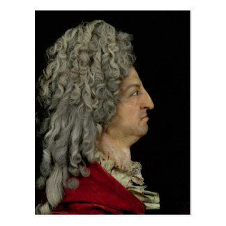 Louis XIV 1706 Postales