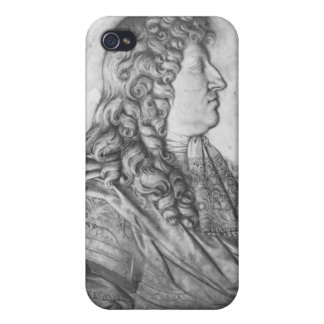 Louis XIV 2 iPhone 4 Covers