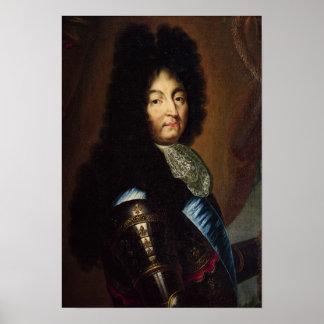Louis XIV 2 Print