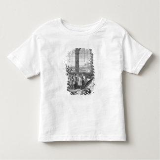 Louis XIV  and his Entourage Visiting Toddler T-shirt
