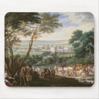 Louis XIV  at Vincennes Mouse Pad