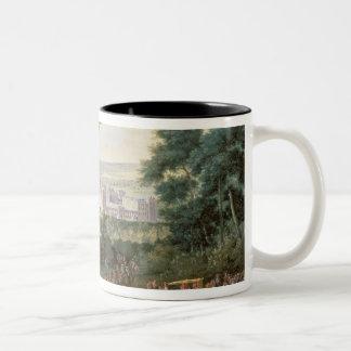Louis XIV  at Vincennes Two-Tone Coffee Mug