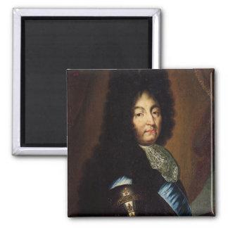 Louis XIV Imán De Frigorífico