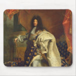 Louis XIV in Royal Costume, 1701 Mouse Pad