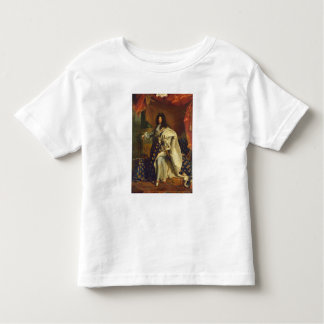 Louis XIV in Royal Costume, 1701 Toddler T-shirt