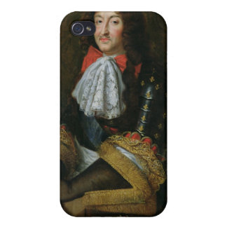Louis XIV iPhone 4 Cover