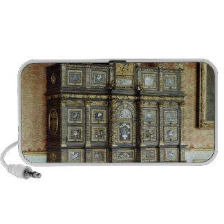Louis XIV jewellery cabinet, Gobelins Workshop PC Speakers
