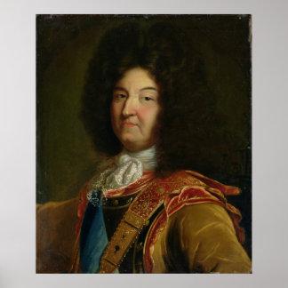 Louis XIV Poster
