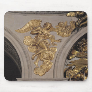 Louis XIV style angel, from the arch Mouse Pad